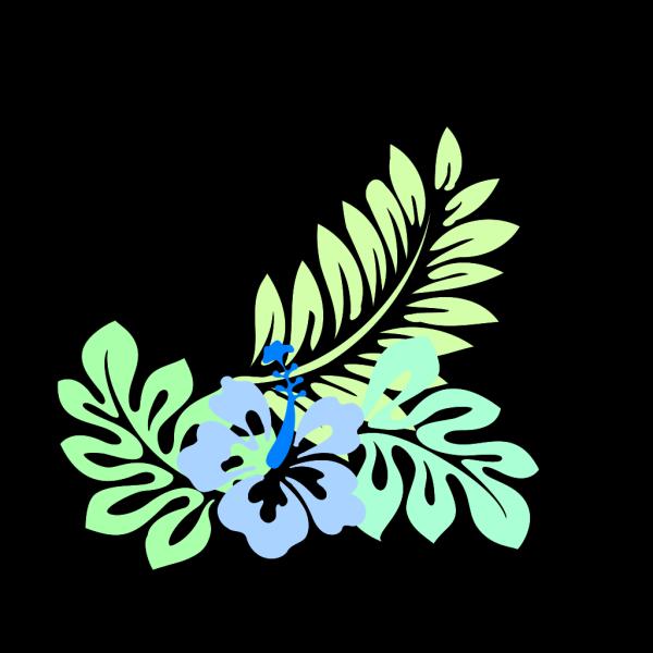 Hawaiian Blue PNG Clip art