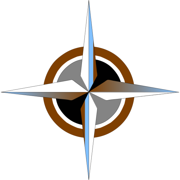 Compass About PNG Clip art