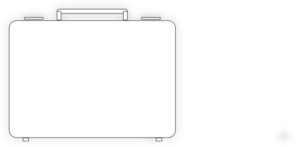 Leather Briefcase PNG Clip art