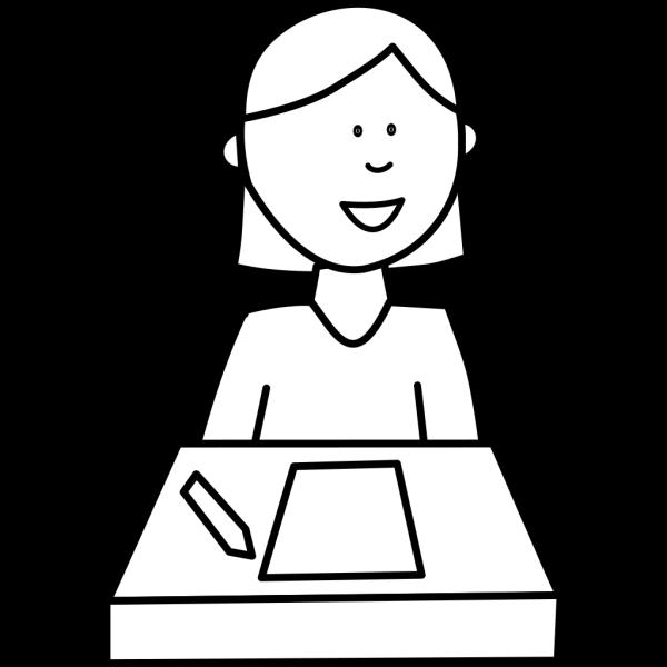Student Desk PNG images