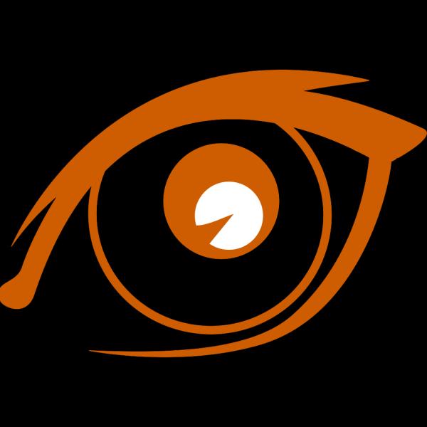 Simple Eye PNG Clip art