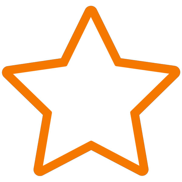 White Star PNG icons