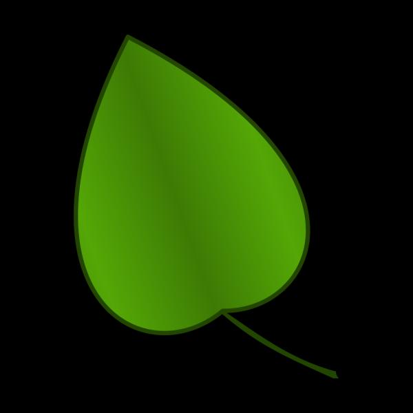 Black Leaf PNG Clip art