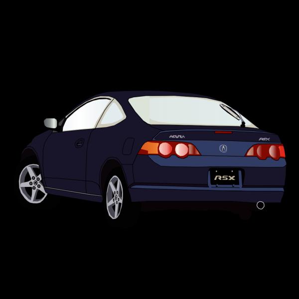 Vector Car PNG Clip art