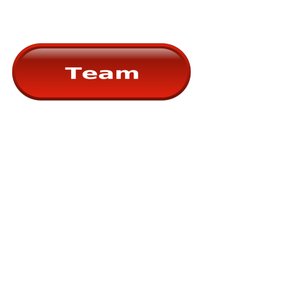 Team Red Button PNG Clip art