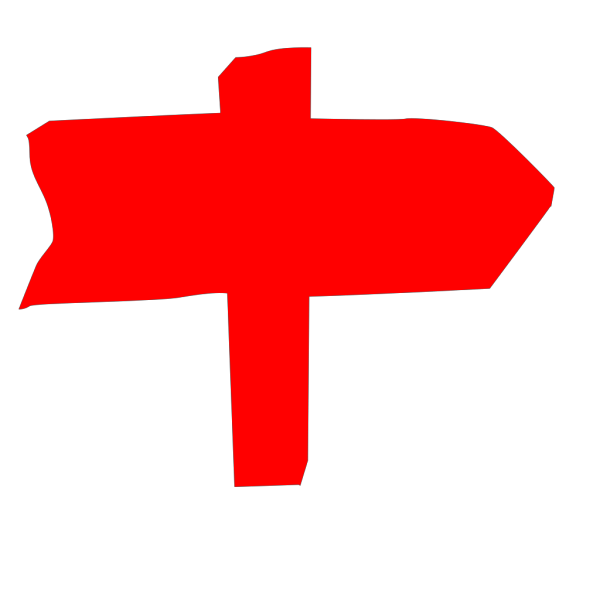 Red Sign Up Button PNG Clip art