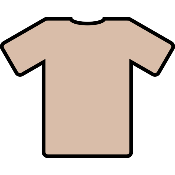 Brown Tee PNG icon