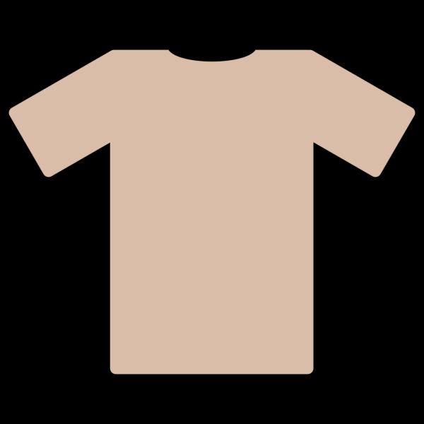 Brown Tee PNG Clip art