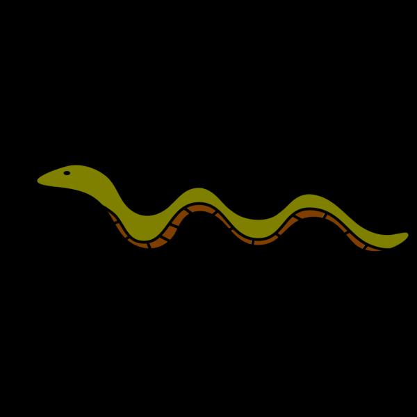 Brown Snake PNG Clip art