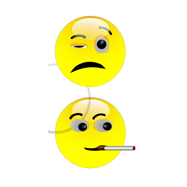 Smiley Black Eye PNG Clip art