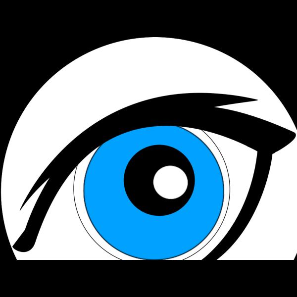 Eye Vector Free PNG Clip art
