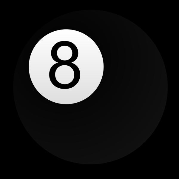 8 Ball PNG Clip art