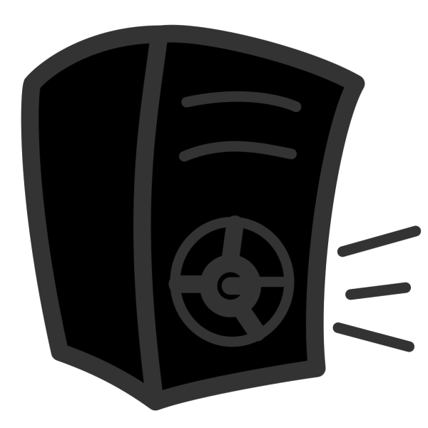 Request A Speaker PNG Clip art