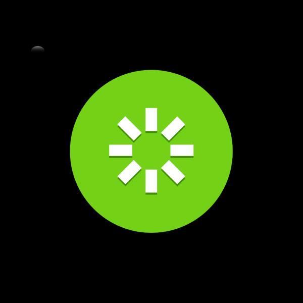 Reboot Button PNG Clip art