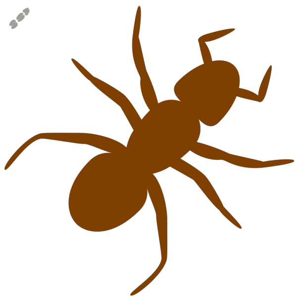 Brown Ant PNG Clip art