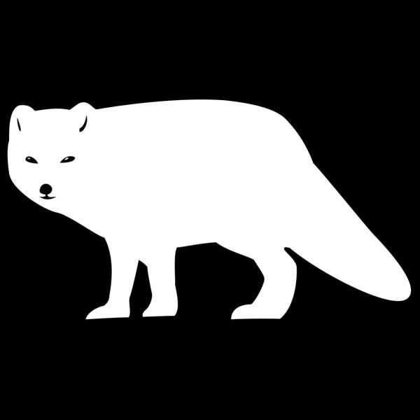 Fox Outline PNG Clip art