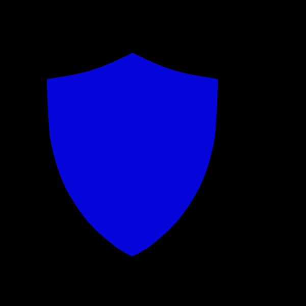 Shield-blue PNG Clip art