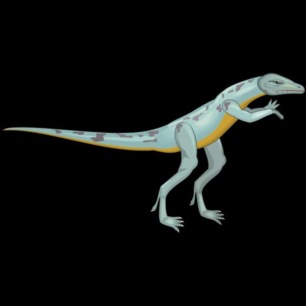 Saltoposuchus PNG images