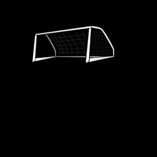 Soccer Goal PNG Clip art