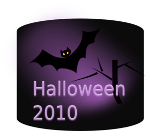 Scary Bat Night PNG Clip art