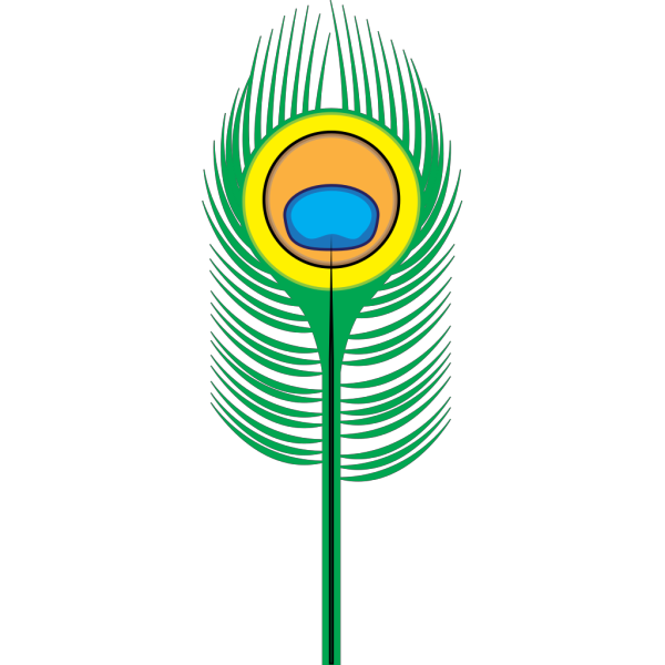 Peacock Feather PNG icons