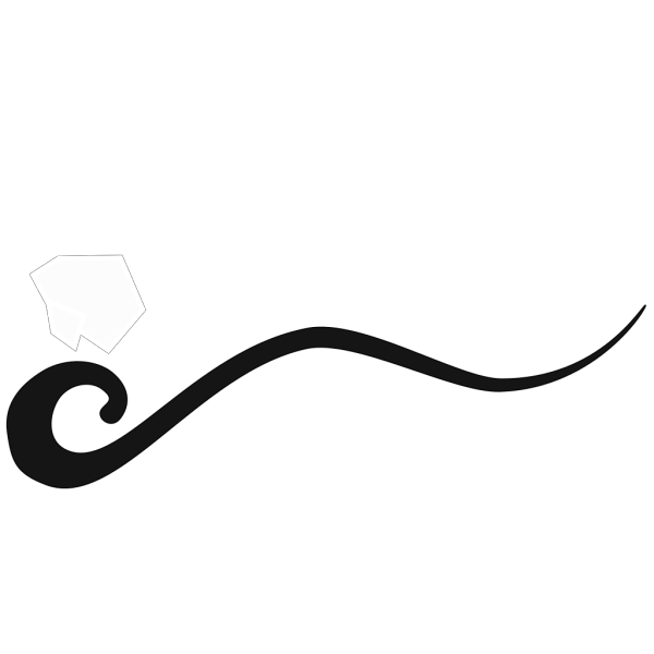 Wave Line Black PNG icons