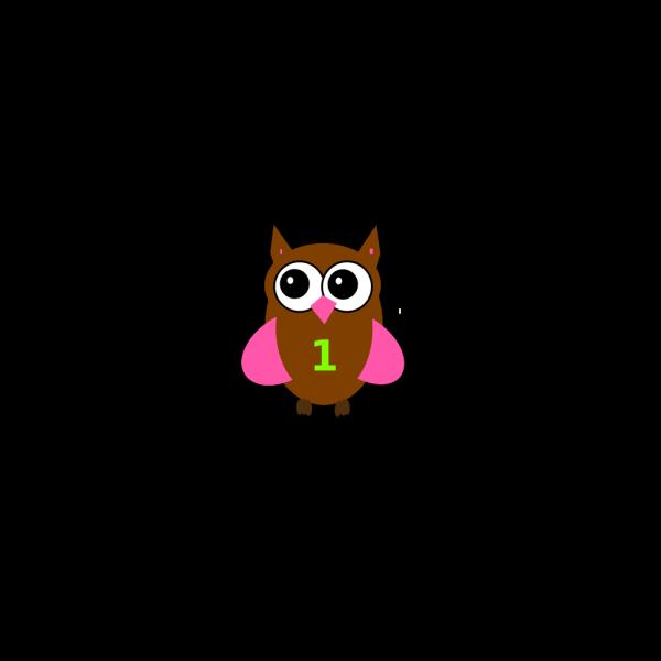 Green Owl PNG Clip art