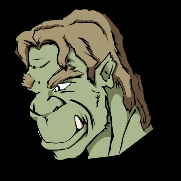 Orc PNG Clip art