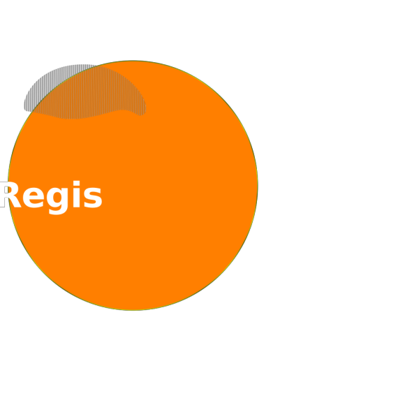 Orange Button Register Here PNG images