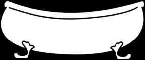 Bathtub Duck PNG Clip art