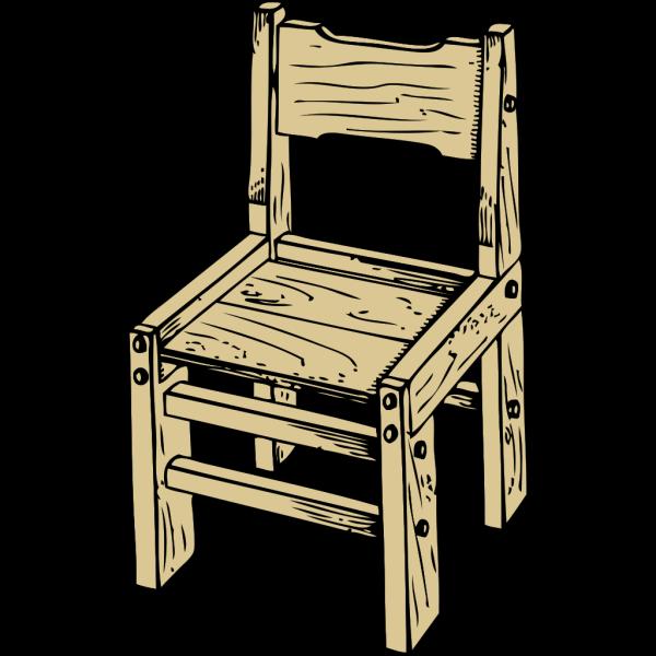 Big Chair Goldi PNG Clip art