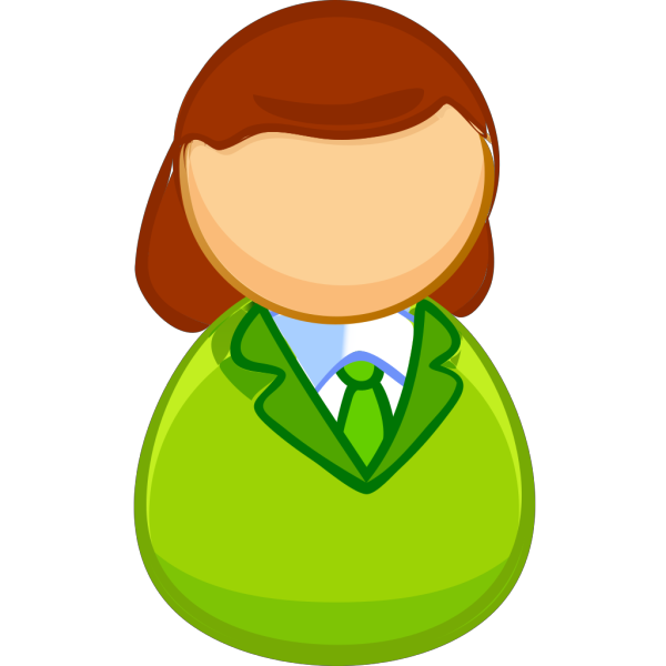 Business Woman3 PNG Clip art