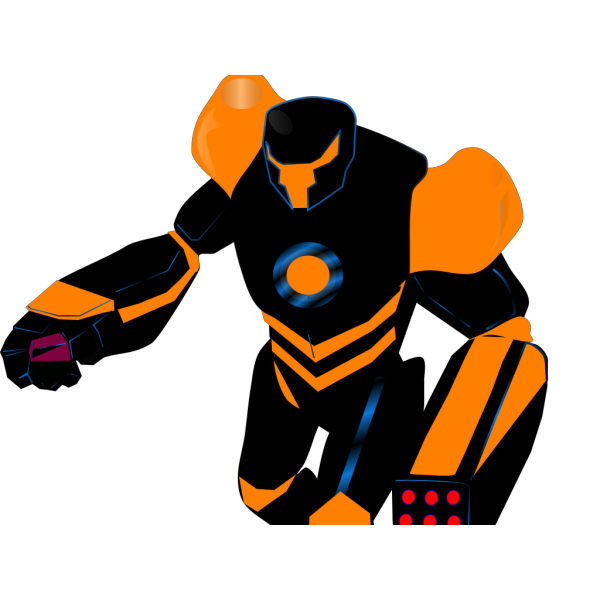 Bull Robot PNG images