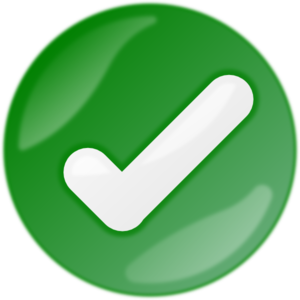 Ok Button PNG icon