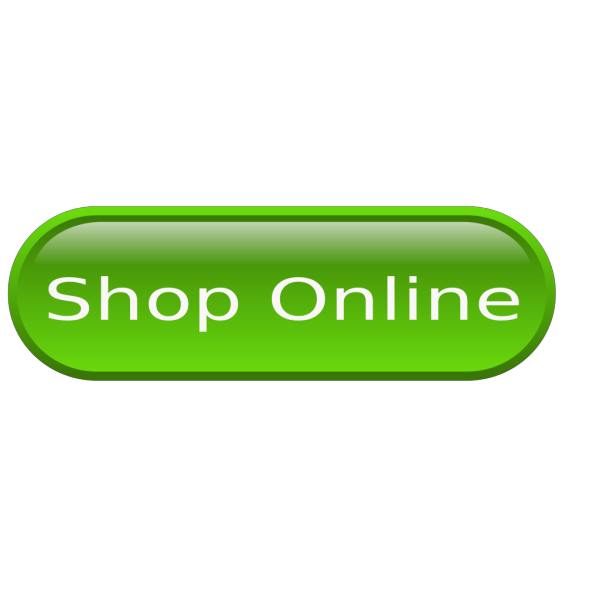 Shop Online Button PNG images