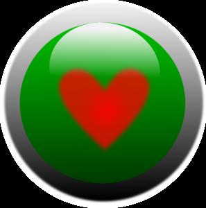 Love Button PNG Clip art