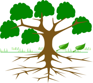 Giraffe With Tree PNG Clip art