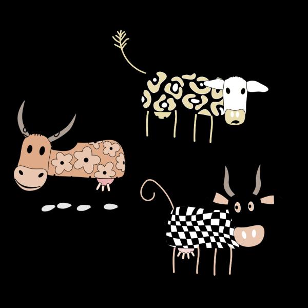 Cows PNG Clip art