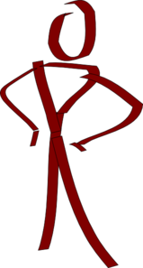 Stick Man Throwing PNG Clip art