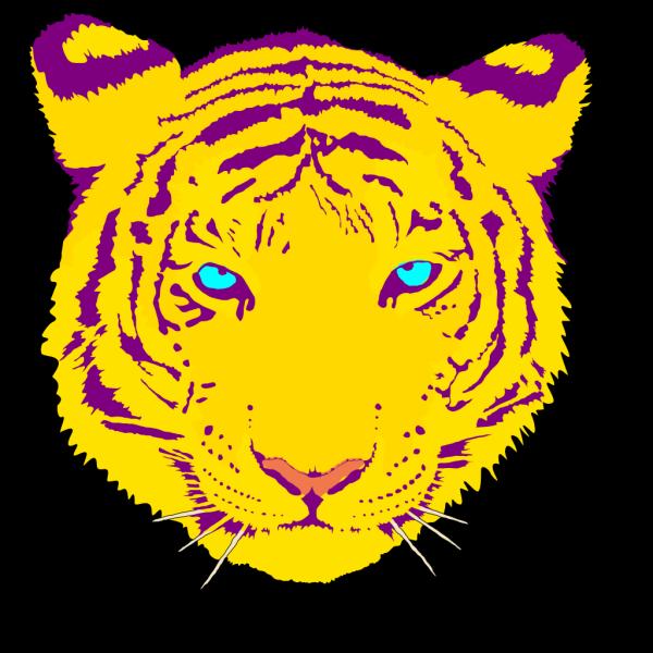 Bengal Tiger PNG Clip art