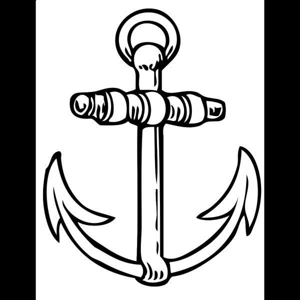 R Anchor 3 PNG Clip art