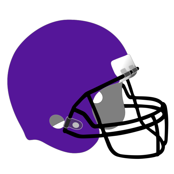 Football Helmet Blue And Yellow PNG Clip art