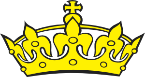 Laurel Crown Brown Larger PNG images