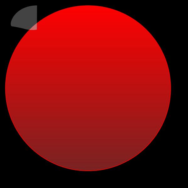 Redbutton PNG Clip art
