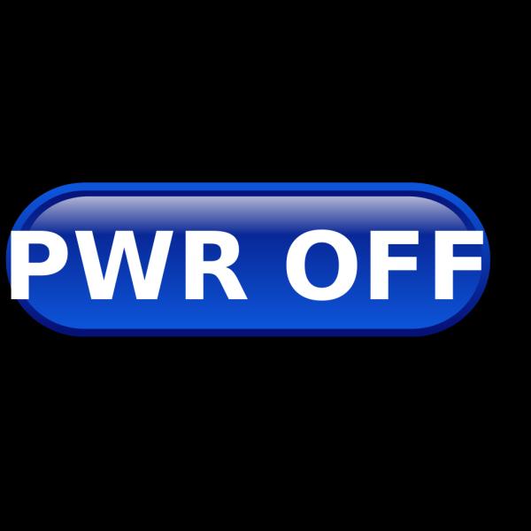 Button-power-off PNG Clip art