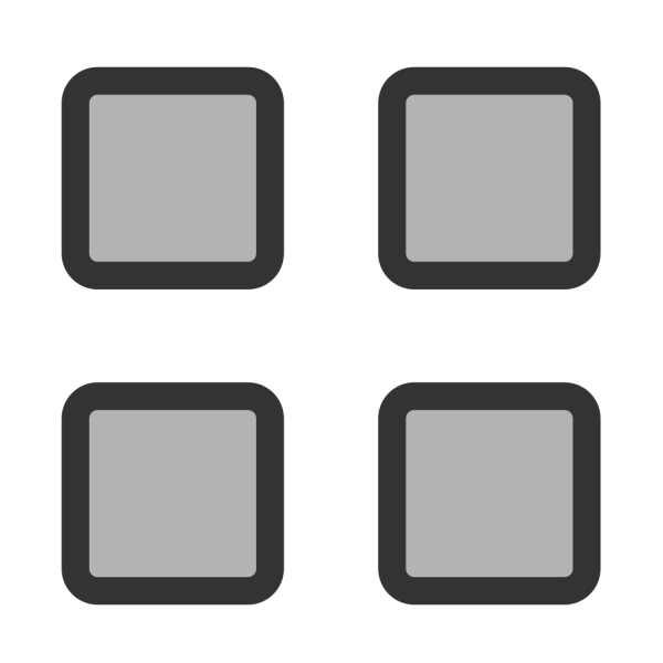 Thumbnails PNG icons