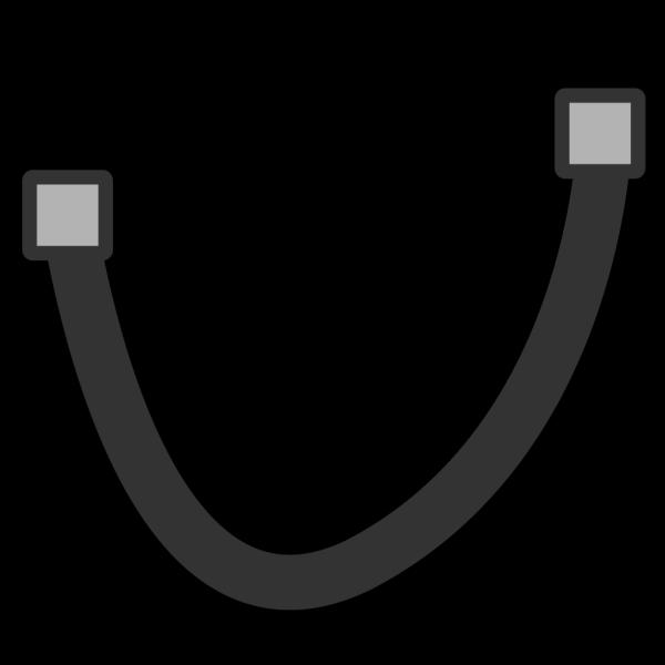 Beziercurve PNG Clip art