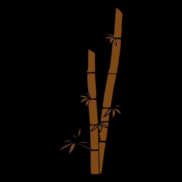 Brown Bamboo PNG Clip art