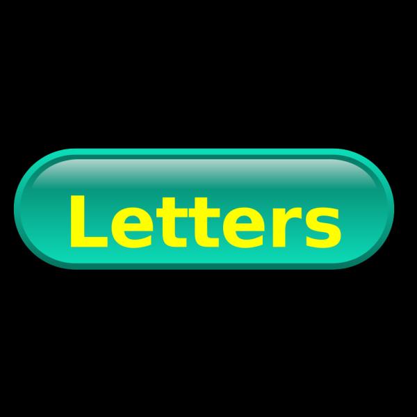 Letters PNG Clip art