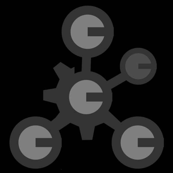 Molecule PNG Clip art